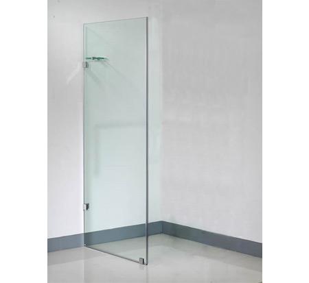 Wszystkie nowe Zabudowa prysznica 1000x2000mm, 2 mocowania ściana-szkło, szkło RY75